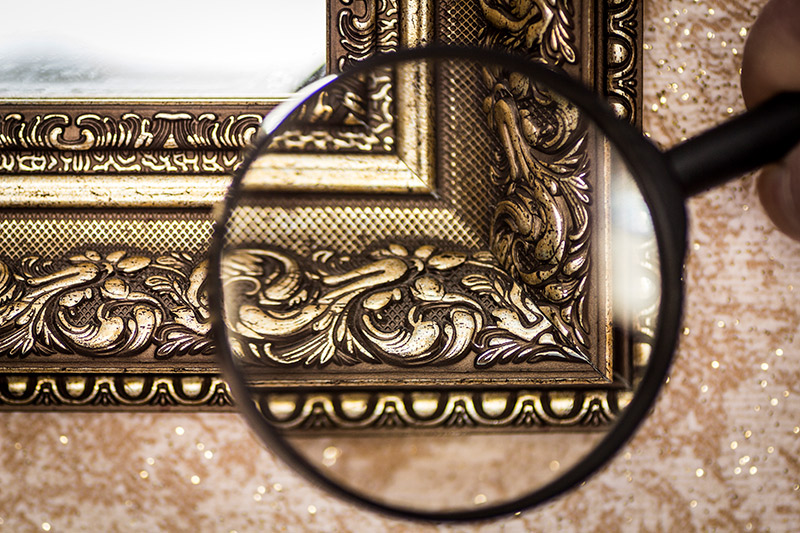 ¿sabías que un simple marco antiguo puede tener un valor de miles de euros?