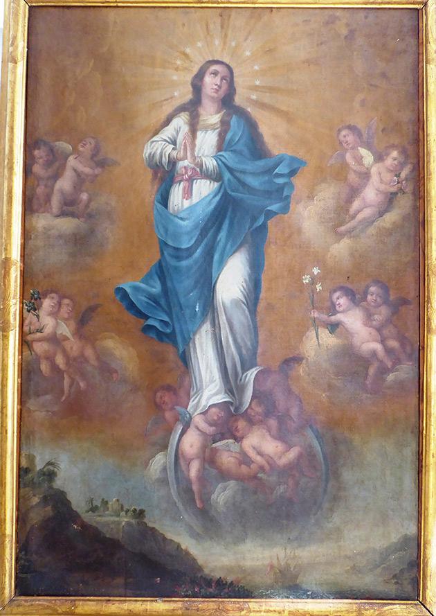 Inmaculada de Martínez de Bustos